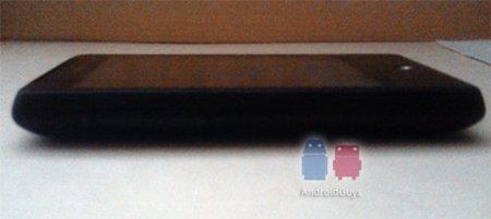 HTC Aria, ¿el telefono Android más pequeño?