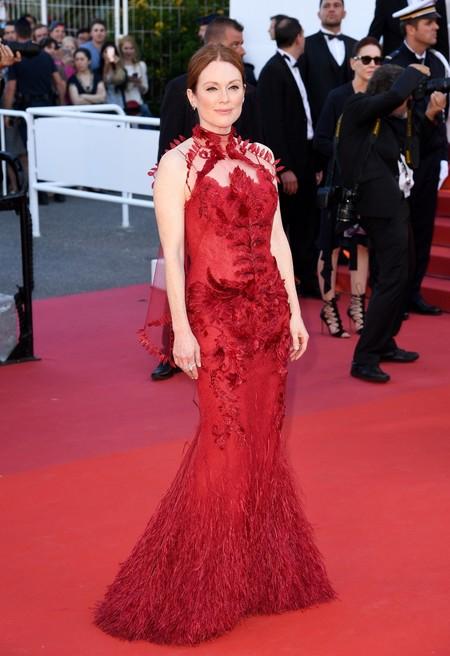 mejor vestidas cannes 2017 julianne moore