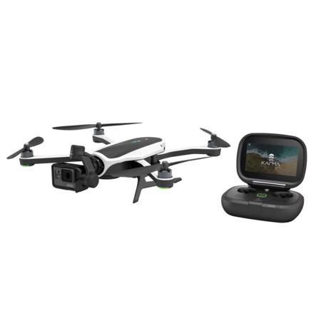 Karma Drone Gopro 5