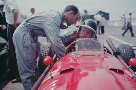 Hawthorn Moss F1 1958