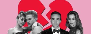 ¡Se nos rompió el amor de tanta pandemia! De Paloma Cuevas y Ponce a Oriana e Iván González: estas son las rupturas amorosas de los famosos en 2020