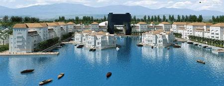 Europe Royale, nuevo complejo urbanístico