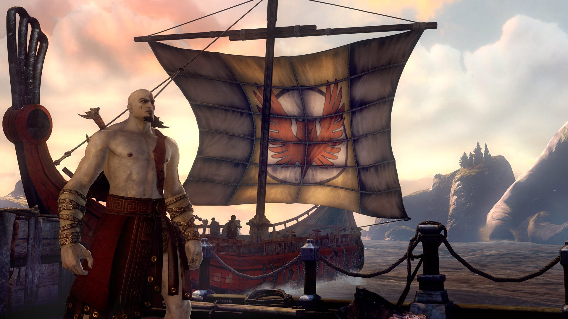 Foto de God of War: Ascension - 10/07/2012 (5/9)