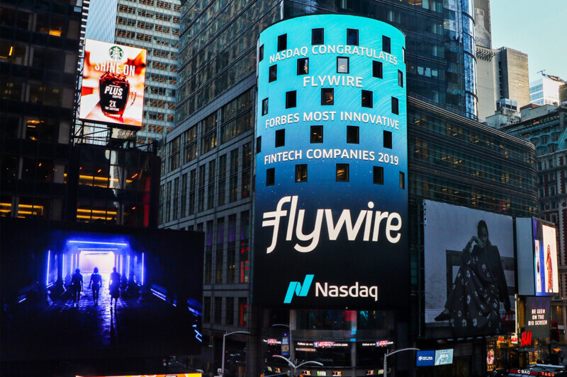 Flywire hace historia: se convierte en la primera startup española que consigue salir a bolsa en el Nasdaq