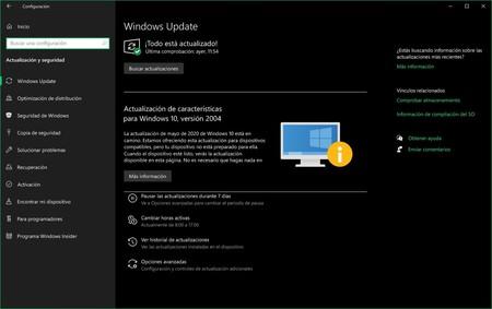 Windows 10 Actualizacion Bloqueada