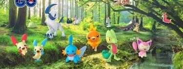 Pokémon GO: cómo conseguir a todos los Pokémon del Desafío de Colección en el evento Celebración de la Región de Hoenn