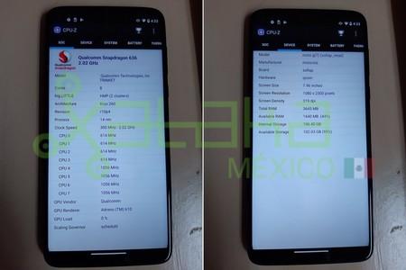 Moto G Stylus Especificaciones Chipset Snapdragon 636 1