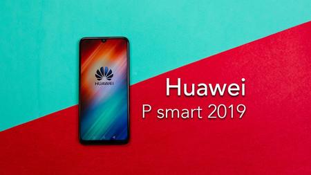 Huawei P Smart 2019, análisis: dos semanas con el móvil con el que Huawei quiere seguir conquistando la gama media