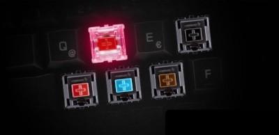 Cherry añade retroiluminación a sus nuevos interruptores MX RGB