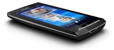 Sony Ericcson anuncia una actualización que traerá soporte multitáctil a los XPeria X10