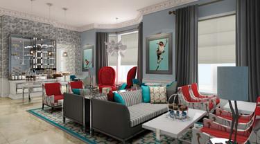 Hotel Ampersand, el hotel más deseado del momento en Londres