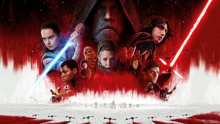 Star Wars: Los últimos Jedi es el título con el que Disney estrenará el catálogo de Blu-ray UHD con soporte para Dolby Vision