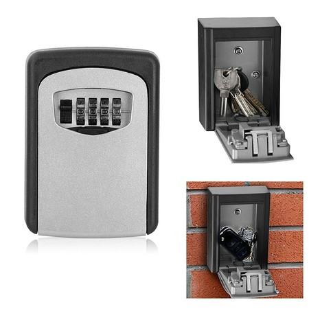 Por 15,99 euros tenemos en Amazon esta caja de seguridad para almacenar llave de repuesto Wellgler