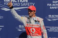 Jenson Button logra la pole en el Gran Premio de Bélgica