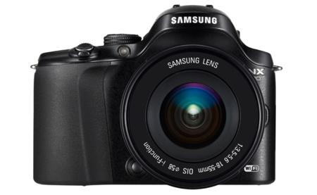 Samsung renueva sus cámaras CSC con los nuevos modelos de la serie NX