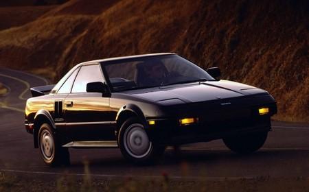 Toyota Mr2 1985