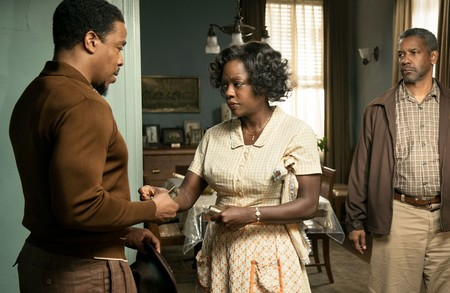 Fences Escena