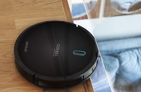 Olvídate hasta de fregar con este robot aspiradora de Cecotec: es el más vendido en Amazon y ahora está rebajado