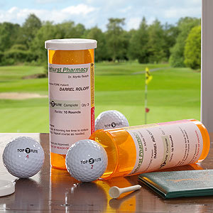 Enfermo por el golf