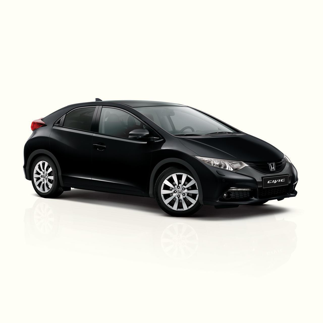Foto de Honda Civic 2012 (51/153)