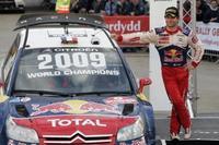 Sébastian Loeb consigue su sexto título