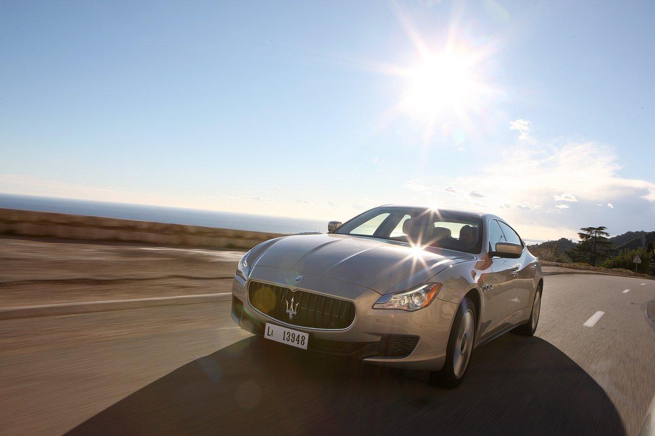 Foto de Maserati Quattroporte (2013) (17/47)