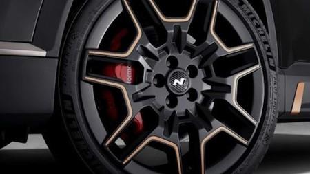 Hyundai Santa Fe N Wheel