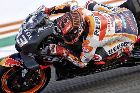 Marc Marquez Test Motogp2