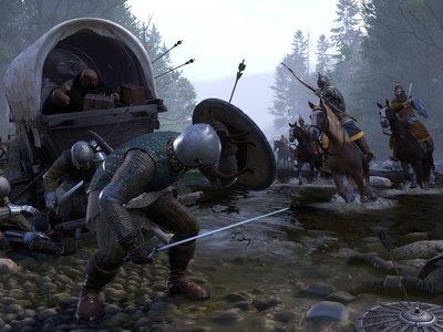Kingdom Come: Deliverance deja ver todas sus cualidades en más de 70 minutos de gameplay