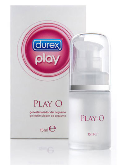 Durex Play O, gel estimulador del orgasmo femenino