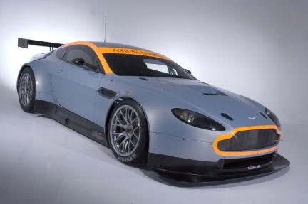 Aston Martin presenta su nuevo GT2