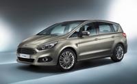 El nuevo Ford S-MAX estrenará limitador inteligente de velocidad