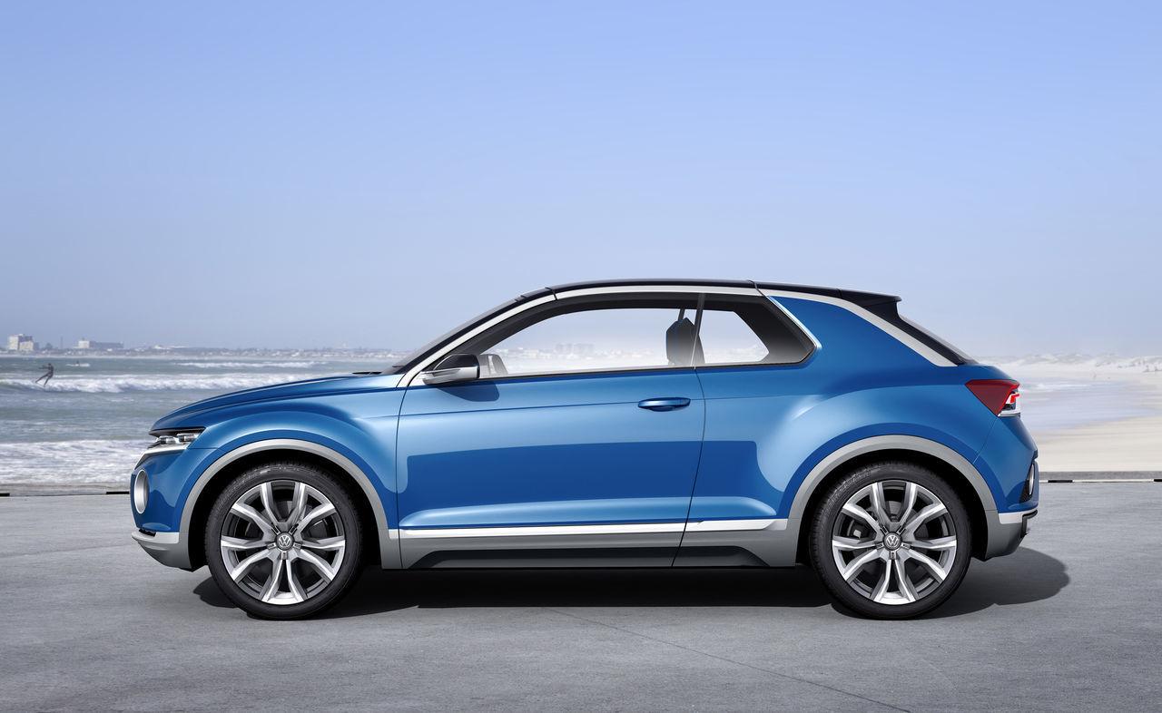 Foto de Volkswagen T-ROC Concept (6/22)