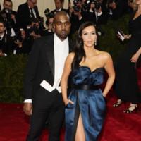 Kim Kardashian de Lanvin Gala MET 2014