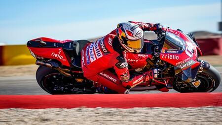 Dovizioso Aragon Motogp 2020