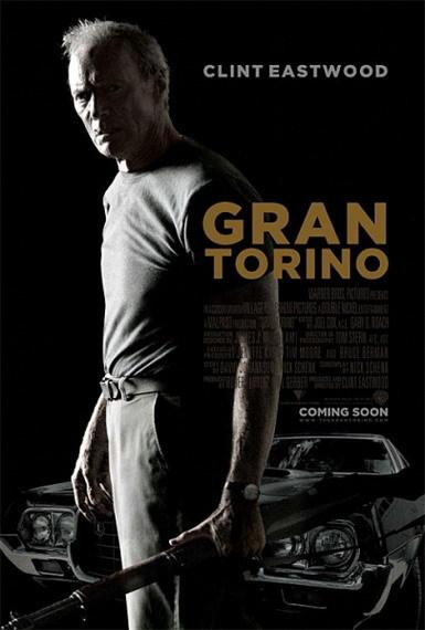 'Gran Torino' de Clint Eastwood, póster