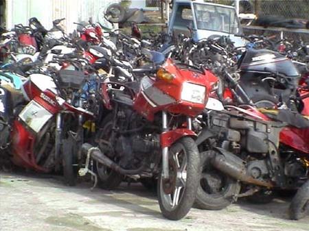 ¿Por qué la gente deja las motos?