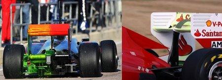 El Flow-viz en la Fórmula 1