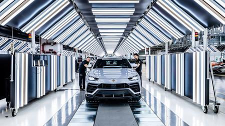 Lamborghini Urus 10.000 unidades producidas