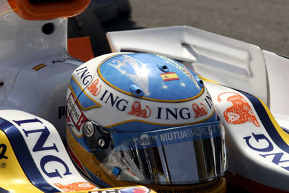 Honda y BMW Sauber esperan la decisión de Alonso