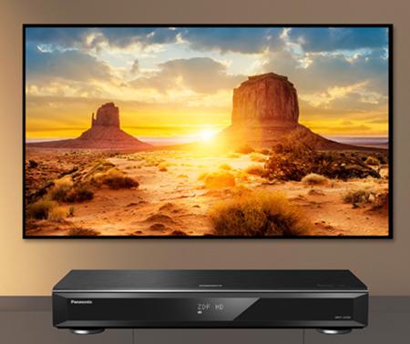 Los primeros reproductores y grabadores Blu-ray UHD de Panasonic preparan su llegada a Europa en primavera