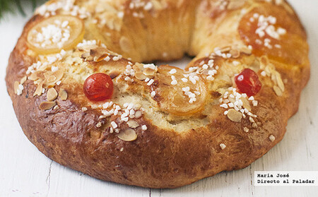 Roscon De Reyes Facil