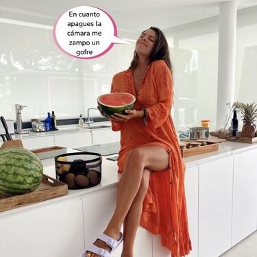 ¡Tajada va, tajada viene! Este es el alimento que Laura Matamoros no puede parar de comer durante su embarazo