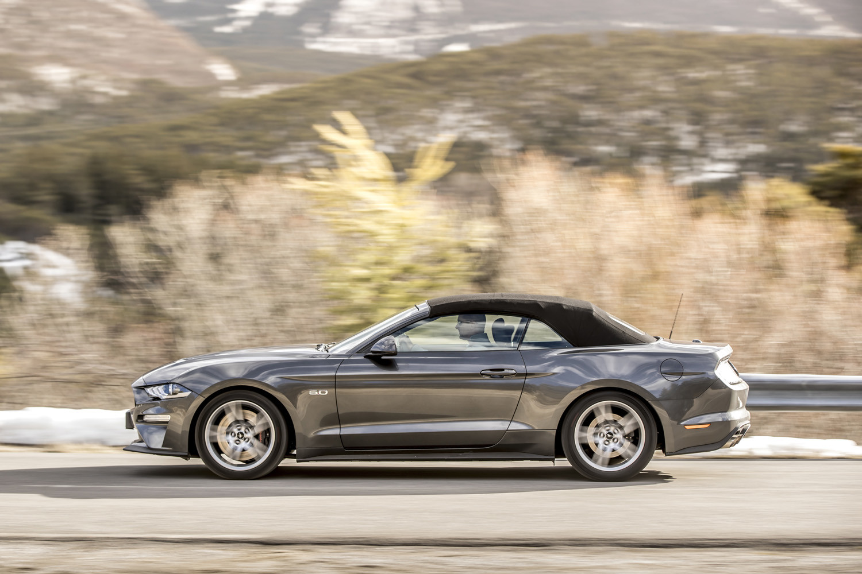 Foto de Ford Mustang 2018, toma de contacto (82/159)