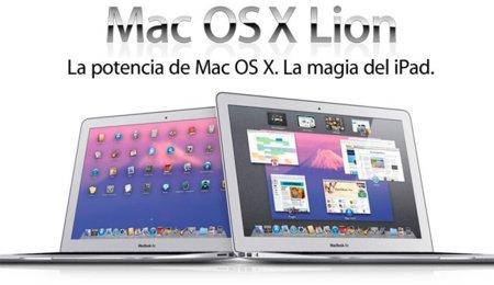 Apple avanza con buen ritmo en el desarrollo de Mac OS X 10.7 Lion, nueva beta disponible para desarrolladores