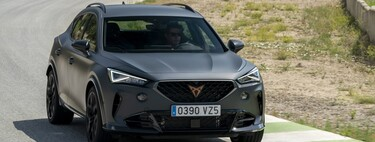 We tested the CUPRA Formentor VZ5: 390 hp and a dream set-up for the most exclusive CUPRA