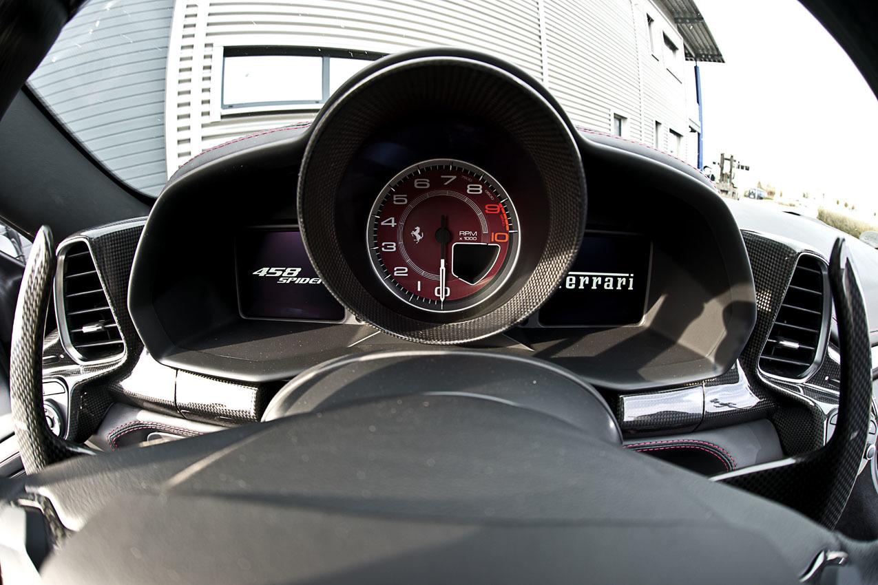 Foto de Ferrari 458 Spider Perfetto por Wheelsandmore (7/33)