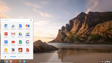 Chromium App Launcher
