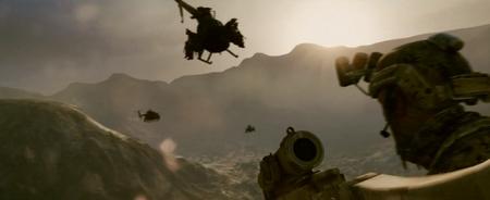 'Medal of Honor: Warfighter' a punto de llegar. Allá va el tráiler de lanzamiento del modo para un jugador
