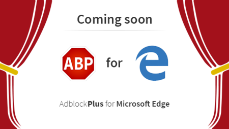 Adblock Plus llegará para Microsoft Edge